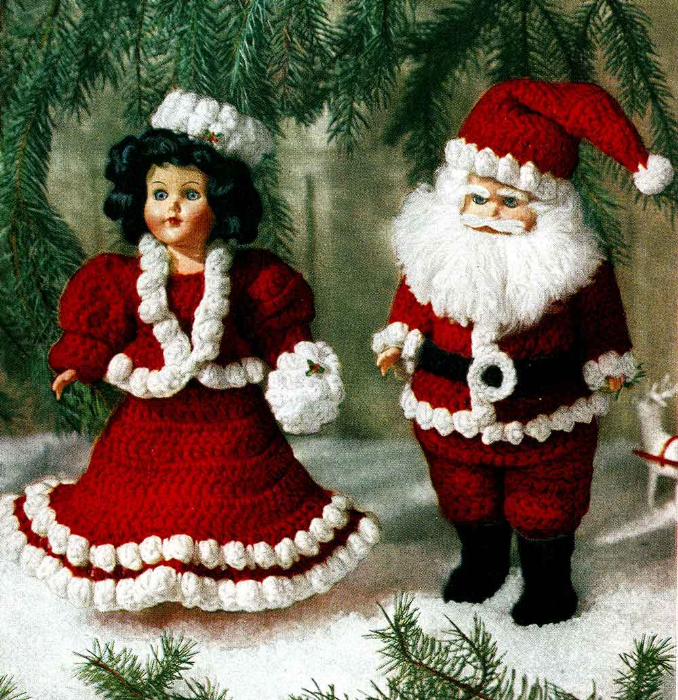First Additional product image for - Crochet for Christmas   Star Book 94   American Thread Company DIGITALLY RESTORED PDF