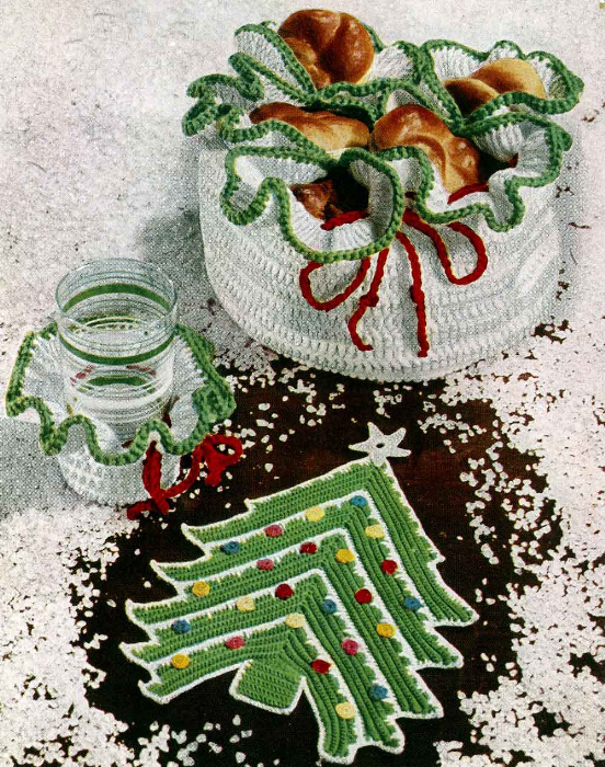 Fourth Additional product image for - Crochet for Christmas | Star Book 94 | American Thread Company DIGITALLY RESTORED PDF