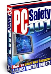 pc safety 101 guard your computer from virtual threats (mrr)