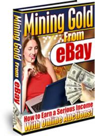 mining gold from ebay with master resell rights