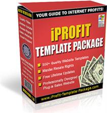 iprofit template package