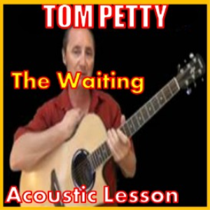 learn to play the waiting by tom petty