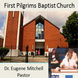 i can't bow - first pilgrims baptist church (dr eugene m mitchell)