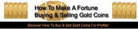 how to make a fortune buying & selling gold coins (mrr)