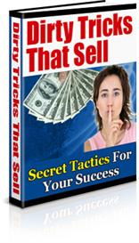 dirty tricks that sell (mrr)