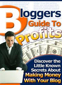 bloggers guide to profits with master resale rights