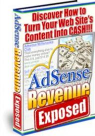 adsense revenue exposed with master resale rights