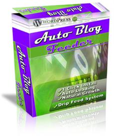 auto blog feeder software (mrr included)