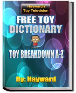 hayward's toy television toy dictionary