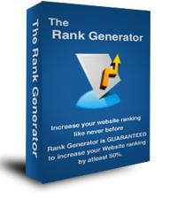 The Rank GeneratorWith Private Labels Rights | Software | Business | Other