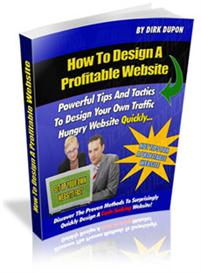 How To Design A Profitable Website | eBooks | Business and Money