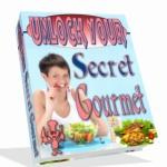 unlock your secret gourmet cooking book with (mrr)