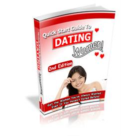 men quick start guide to dating with master resale rights