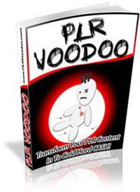 plr voodoo with master resale rights