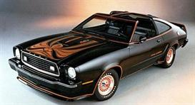 1978 ford mustang mvma specifications