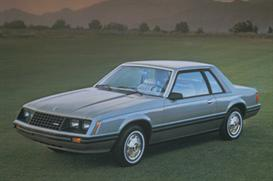 1979 Ford Mustang MVMA Specifications | eBooks | Automotive
