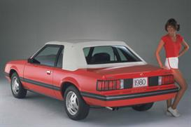 1980 ford mustang mvma specifications