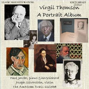 virgil thomson: a portrait album