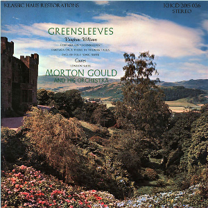 greensleeves: music of vaughan williams and coates - morton gould