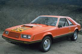 1981 ford mustang mvma specifications