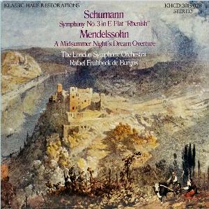 Music of Mendelssohn & Schumann - LSO/Rafael Frübeck de Burgos | Music | Classical
