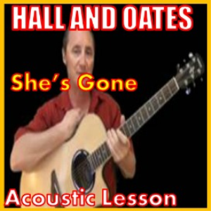 Learn to play She's Gone by Hall And Oates   Movies and Videos   Educational