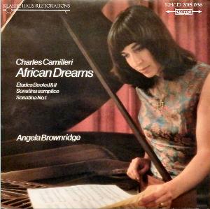 charles camilleri: piano works performed by angela brownridge