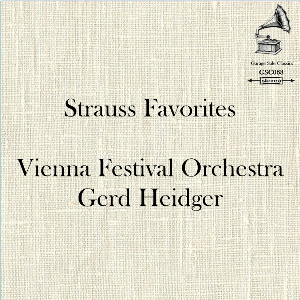 strauss favorites - vienna festival orchestra conducted by gerd heidger