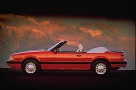 1989 ford mustang mvma specifications