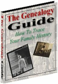 The Genealogy Guide How To Trace Your Family History   eBooks   Education