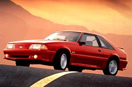 1990 ford mustang mvma specifications