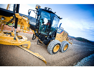 CAT Motor Grader | Photos and Images | Technology