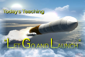 let go and launch