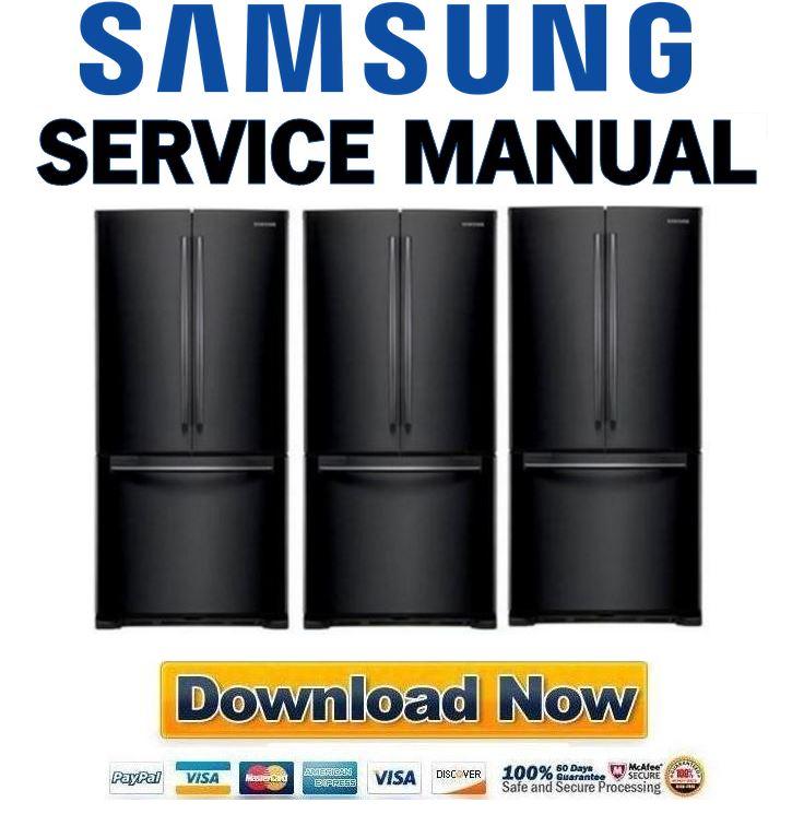 samsung rf217acbp service manual and repair guide
