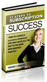 11 steps to subscription success with master resale rights