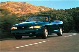1995 ford mustang mvma motor vehicle manufacturer association specific