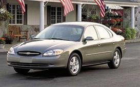 2003 ford taurus mvma specifications