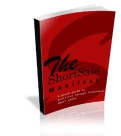 the short sale manifest with master resale rights