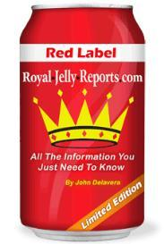 royal jelly reports  with master resale rights