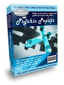 new psychic popup injector with master resale rights