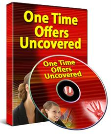 one time offers uncovered with master resale rights