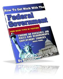 how to get a job in the federal government (mrr)