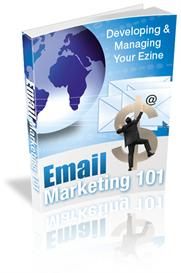 email marketing 101 with master resale rights