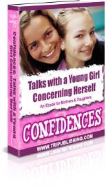 talks with a young girl concerning herself (mrr)