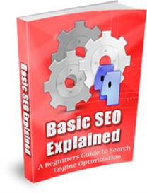 basic seo explained with master resale rights