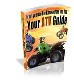 your atv guide with master resale rights