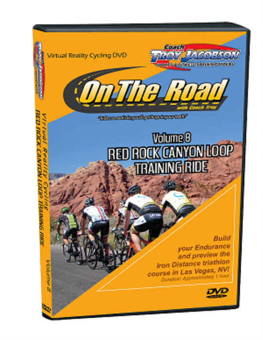 First Additional product image for - On The Road 8.0 - Red Rock Canyon Loop - Member