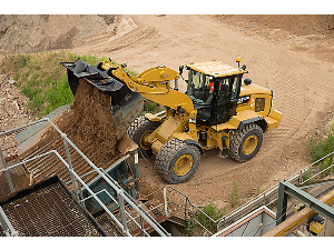 CAT Wheel Loader   Photos and Images   Technology