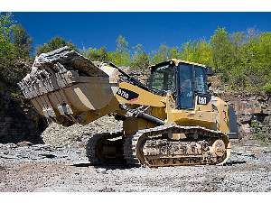 CAT Track Loader | Photos and Images | Technology