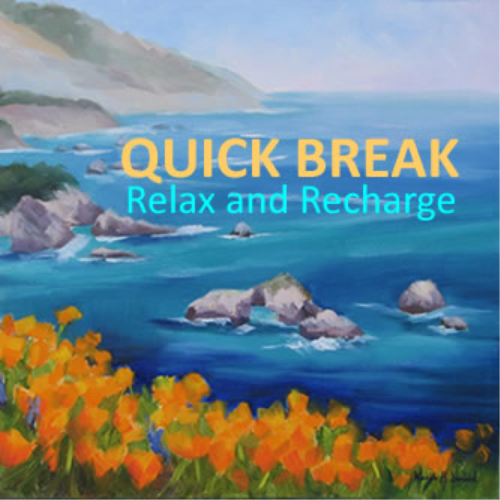 First Additional product image for - QUICK BREAK ~ Relax and Recharge